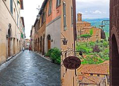 There are loads of beautiful towns in Tuscany. But which to visit? Well here's my list of what I think are the 12 of the most beautiful towns in Tuscany. Sorrento Italy, Naples Italy, Sicily Italy, Tuscany Italy, Capri Italy, Venice Italy, Italy Travel Tips, Greece Travel, Beautiful World