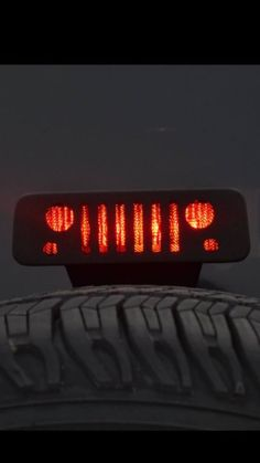 Jeep Grill Third Brake Light Guard for Wrangler JK Jeep Jk, Jeep Gear, 2007 Jeep Wrangler, Jeep Rubicon, Jeep Truck, Jeep Wrangler Stickers, Jeep Wrangler Accessories, Jeep Accessories, Jeep Grill