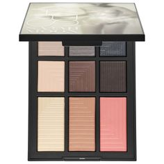 NARS' Give In Take Dual-Intensity Eye & Cheek Palette at Sephora. It has six eye shadow and six blush shades in dual-intensity formulas.
