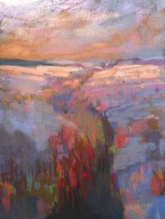 Winter Rushes by Casey Klahn