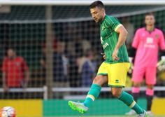 Norwich City captain Russell Martin returned in the pre-season win at Hitchin. Picture by Paul Chesterton/Focus Images Ltd