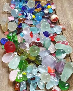 Some seaglass treasure from Kent