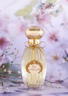 Annick Goutal Eau de Camille- I could bathe in this. I love it so much.