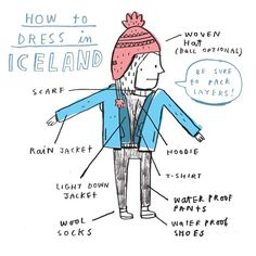 Allister demonstrates the correct way to dress on our last night in Iceland #reykjavik #iceland #sketchbook #mikeandkatrindraw