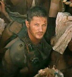 Mad Max Fury Road's Tom Hardy ...gorgeous as always!
