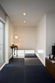 建築家:鍵谷啓太 / 井上佐和子「spiral らせんのいえ」 Modern Japanese Interior, Japanese Modern, Japanese House, Modern Interior, Interior Design, Contemporary Architecture, Interior Architecture, Tatami Room, Natural Interior