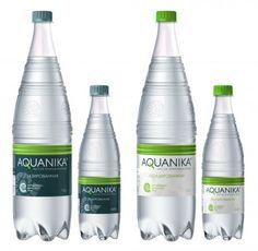 Aquanika, mineral water, Russia