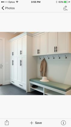 42 Wonderful Transitional Small Storage To Update Your Living Room. Although general-purpose storage boxes are easy to come by, sometimes more specific storage needs require a more thorough search. Home Interior, Interior Design Living Room, Kitchen Interior, Home Renovation, Home Remodeling, Mudroom Laundry Room, Shoe Storage Laundry Room, Mudroom Storage Ideas, Garage Storage