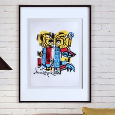 Fancy - Divine Spark Limited Edition Hand Pulled Serigraph