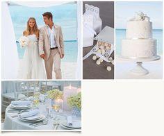 All Inclusive Destination Weddings - Planning a Beach Wedding by Martha Stewart at Beaches Resorts