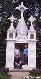 Oslo, ND - Tiny Church - St. Joseph's Chapel