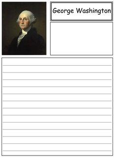 Homeschool Helper Online's Free Notebooking (Presidents, Composers, Artists)