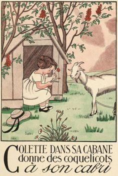 C.-l'alphabet en images, Marie Madeleine Franc Nohain. Source: gallica.bnf.fr