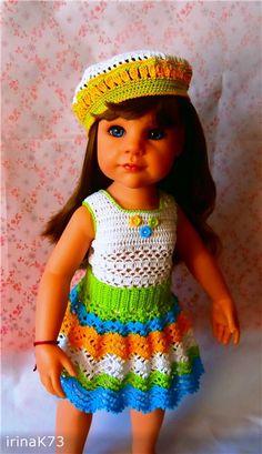 Яркие комплекты для Gotz Новая цена 500 рублей / Одежда для кукол / Шопик. Продать купить куклу / Бэйбики. Куклы фото. Одежда для кукол