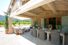 Bekijk deze fantastische advertentie op Airbnb: Perfect Provence Homes with pools  - Huizen for Rent in Le Plan-de-la-Tour