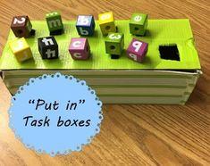 Autism Activities, Work Activities, Classroom Activities, Toddler Activities, Classroom Ideas, Life Skills Classroom, Work System, Teaching Special Education, Work Task