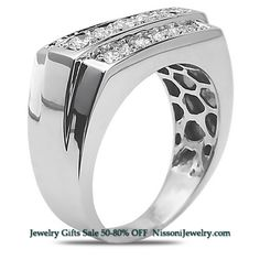 50-80% OFF at www NissoniJewelry.com presents Jewelry for all occasions - Engagement & Bridal Diamond Jewelry, Wedding & Anniversary, Birthstone & Colorstone Jewelry, Gifts & more...