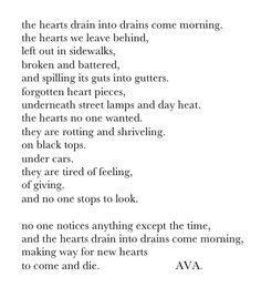 AVA. instagram: vav.ava #poetry #poems #poets #quotes