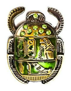 Scarab beetle pendant ## Egyptian Jewelry