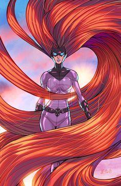 Inhumans - Medusa by JamieFayX.deviantart.com on @deviantART