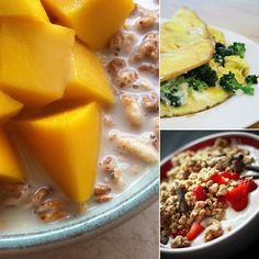 Low-Sugar Breakfast Ideas With Under 30 Grams | POPSUGAR Fitness