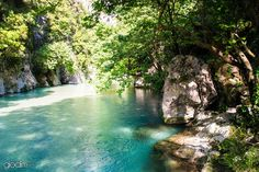 Acheron Springs - The River Places In Greece, Waterfall, Beautiful Places, Community, River, World, Outdoor Decor, Nature, Landscapes