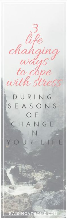 #blog #bloggers #stressrelief #change #changeisgood #seasonsofchange