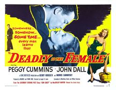 gun_crazy_poster_04 50s 1950s Poster Movie Girls Women Bad Illustration Pulp Exploitation