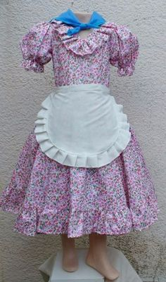 Nursery Rhyme Costume, Nursery Rhymes, Argentina Culture, Tulle, Costumes, Skirts, Fashion, Folklore, Children Costumes