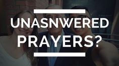 Why Doesn't God Answer My Prayers? Does God Answer Prayer? A Holocaust S...