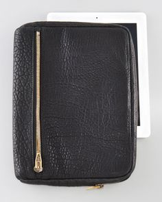Fumo iPad Case by Alexander Wang at Neiman Marcus.