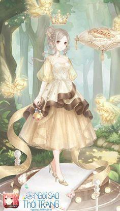 Anime Girl Neko, Anime Art Girl, Manga Anime, Bullying Posters, Anime Dress, Kawaii, Anime Princess, Fashion Design Drawings, Anime Outfits