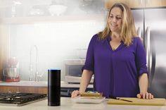 Amazon Echo now talks you through 60000 recipes