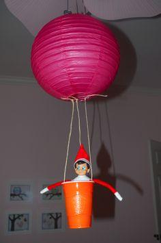 Day 11 - Balloon Twinkle buy Helium balloon!