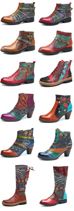 ca97af43215 Combine Jewelry With Clothing - Winter is almost here.Find diffirent kinds  of shoes