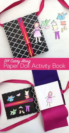 DIY Paper Doll activ