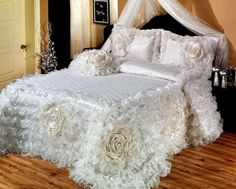 Bed Spreads, Decoration, Luxury Bedding, Toddler Bed, Miniatures, Email Email, Bedroom, Furniture, 3d