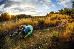 Spangly bike riders getting low. @craigevans1 on the old disused ski village dh track.  It's a real shame the project never fully took off due to the ski village being burnt down the 3 minute T-bar up for the 1 minute down made for some fun and fast laps.  @fstopgear #OutdoorCity #sheffield by duncanphilpott