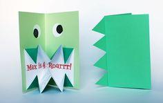 DIY La carte ROOOARRR !
