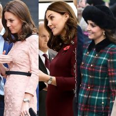 """215 Likes, 9 Comments - Kate Middleton (@catherine_mountbatten_windsor) on Instagram: """"The baby has already grown so much, it's so beautiful to watch The first pic was taken in mid…"""""""