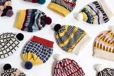 Candyland our new autum/winter collection of colorful knit accessories. Have a look at our cheerful knit hats, headbands and short mittens. Bare Bears, Knitting Accessories, Candyland, Winter Collection, Bunt, Mittens, Headbands, Knitted Hats, Coin Purse