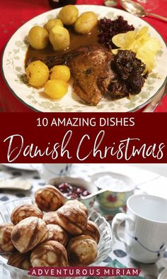 Lord knows I love food, and December is no exception when it comes to yummy Danish Christmas Foods. Here are the best Christmas dishes in Denmark. Christmas Duck, Danish Christmas, Christmas Dishes, Christmas Foods, Christmas Potluck, Hygge Christmas, Danish Cuisine, Danish Food, Denmark Food