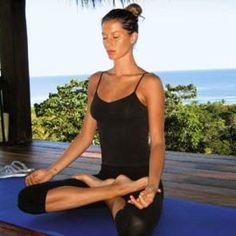 Yoga Gisele Bündchen