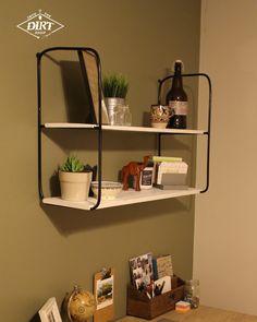 Simple DIY Modern Style Shelf