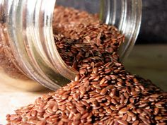 The Healthy Hoff: What is Flax Seed?