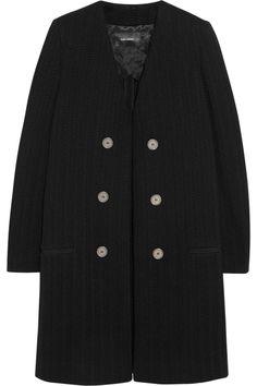 Isabel Marant|Emi woven coat|NET-A-PORTER.COM