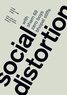 Swiss Typography Style Posters | Abduzeedo Design Inspiration & Tutorials