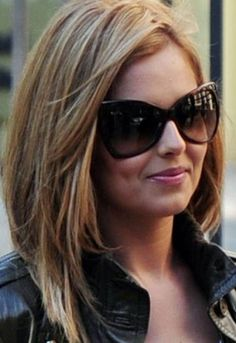 Long Bob Hairstyles For Thick Hair Very Very Cute Makes Me Long Hair Bob Long Hair Bob 2015 2016