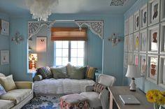 A dreamy room