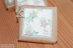 Goodie Stampin Up Give Away Gift Idea Verpackung Tischdekoration 031